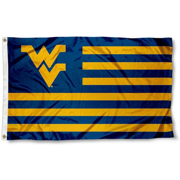 Mountaineer Nation Flag