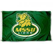 MSSU Lions Flag
