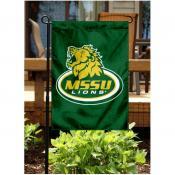 MSSU Lions Garden Flag