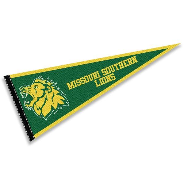 MSSU Lions Pennant