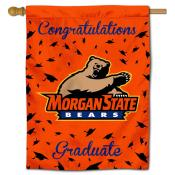 MSU Bears Graduation Banner