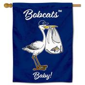 MSU Bobcats New Baby Banner
