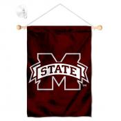 MSU Bulldogs Small Wall and Window Banner