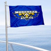 MSU Eagles Boat Nautical Flag