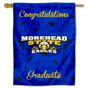 MSU Eagles Graduation Banner