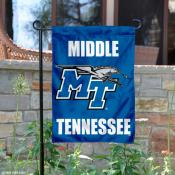 MTSU Blue Raiders Garden Flag
