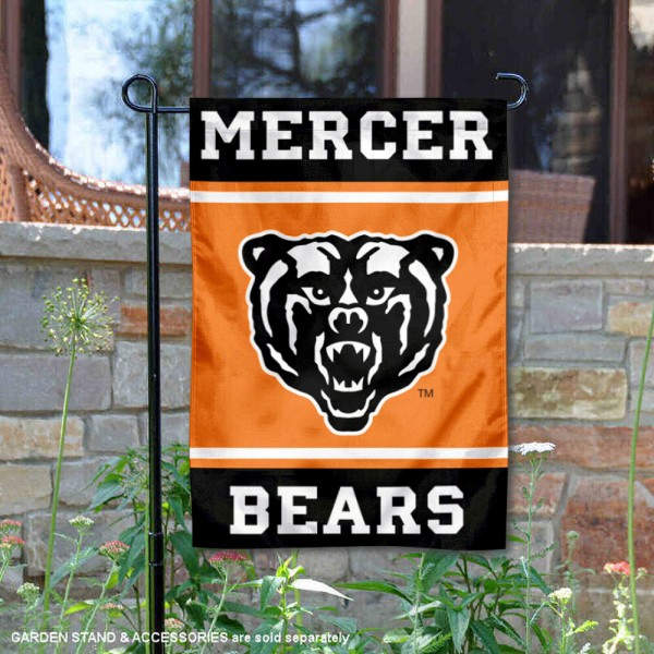 MU Bears Garden Flag