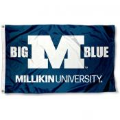 MU Big Blue Flag