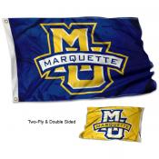 MU Golden Eagles Dual Logo Flag