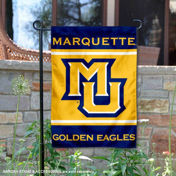 MU Golden Eagles Garden Flag