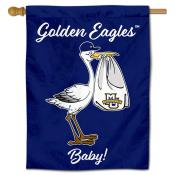 MU Golden Eagles New Baby Banner