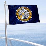 MU Knights Boat Nautical Flag