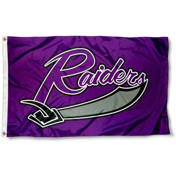 MU Purple Raiders 3x5 Foot Pole Flag