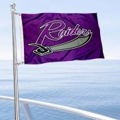 MU Purple Raiders Boat Nautical Flag