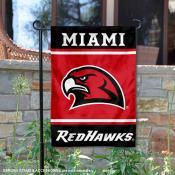 MU Redhawks Garden Flag