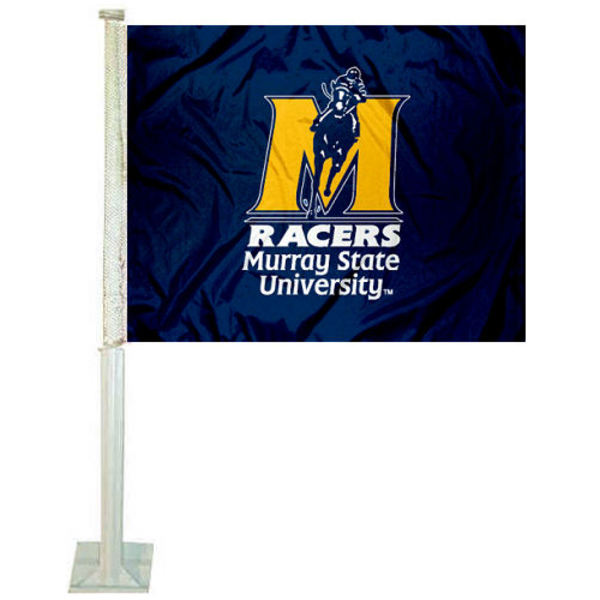 Murray State Car Flag