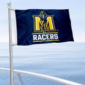 Murray State Racers Boat Nautical Flag