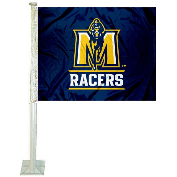 Murray State Racers Car Flag