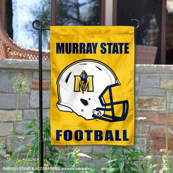 Murray State Racers Football Garden Flag