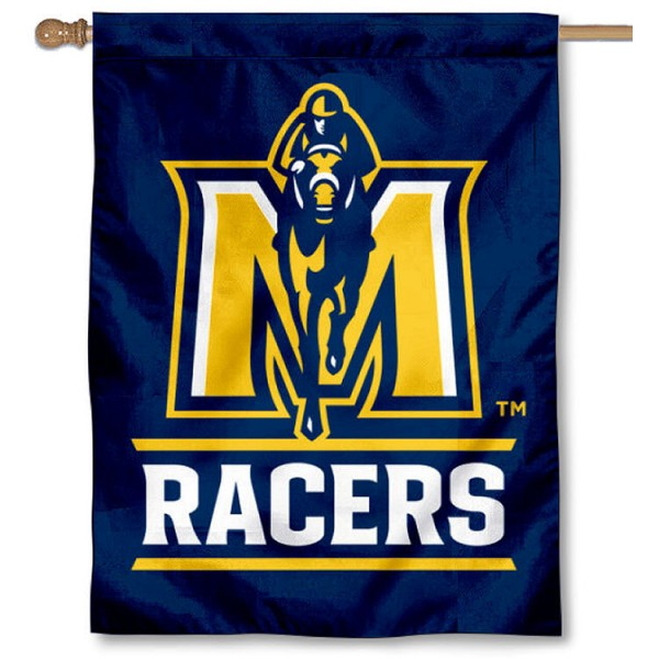 Murray State Racers New Logo House Flag