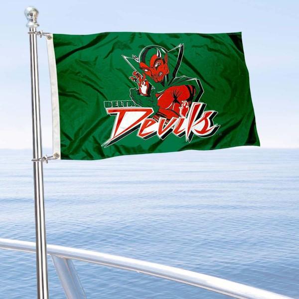 MVSU Delta Devils Boat Nautical Flag