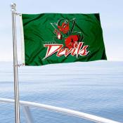 MVSU Delta Devils Boat Nautical Flag