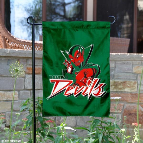 MVSU Delta Devils Garden Flag