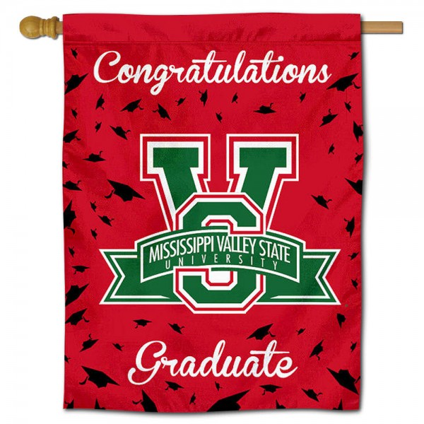 MVSU Delta Devils Graduation Banner
