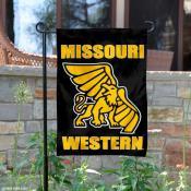 MWSU Griffons Garden Flag
