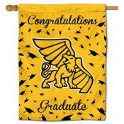 MWSU Griffons Graduation Banner