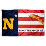 Navy Midshipmen 3x5 Foot Stripes Flag