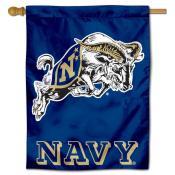 Navy Polyester House Flag