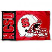 NC State Football Flag