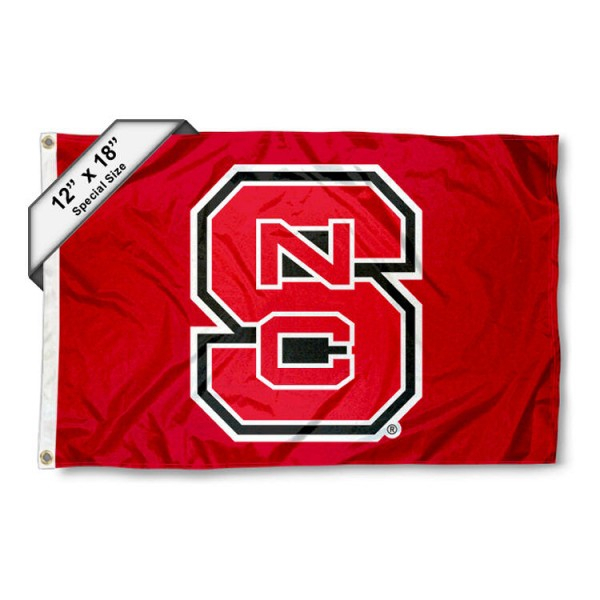 NC State Mini Flag