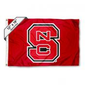 NC State Mini Flag