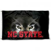NC State Wolfpack Eyes Flag