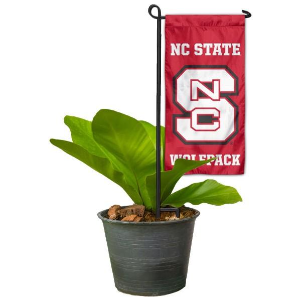 NC State Wolfpack Mini Garden Flag Marker