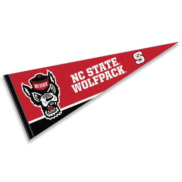 NC State Wolfpack Pennant