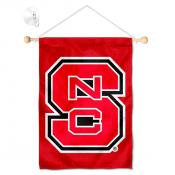 NC State Wolfpack Small Wall and Window Banner
