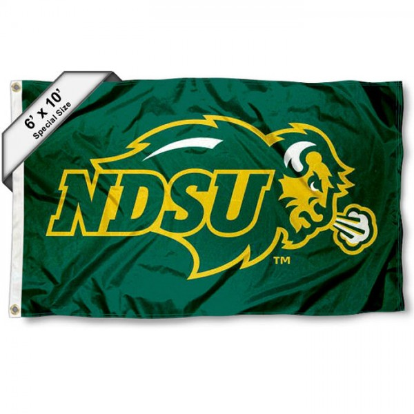 NDSU Bison 6x10 Foot Flag