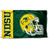 NDSU Bison Football Flag