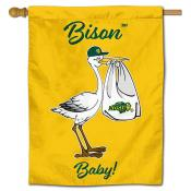 NDSU Bison New Baby Banner
