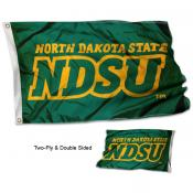 NDSU Bison Stadium Flag