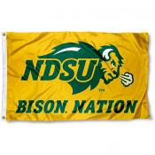 NDSU Gold Nation Tailgating Flag