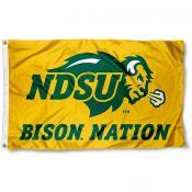 NDSU Gold Nation Tailgating Flag