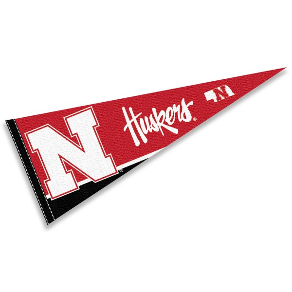 Nebraska Cornhuskers Huskers Pennant