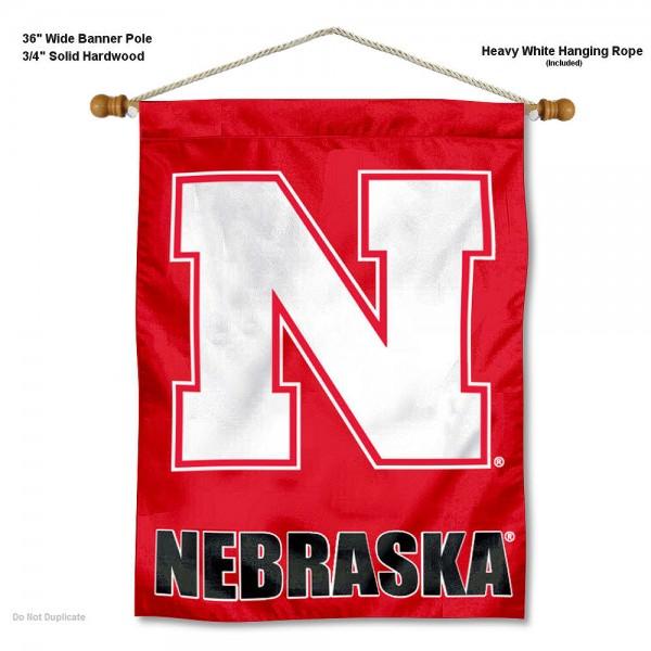 Nebraska Cornhuskers Wall Hanging