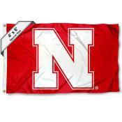 Nebraska Huskers 4'x6' Flag