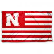 Nebraska Huskers Nation Flag