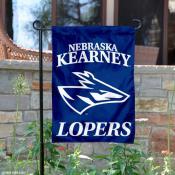 Nebraska Kearney Lopers Garden Flag